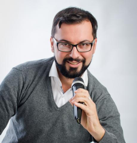 Moderátor konferencí večírků plesů Brno a okolí