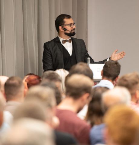 Debata kandidátů na primátora statutárního města Brna